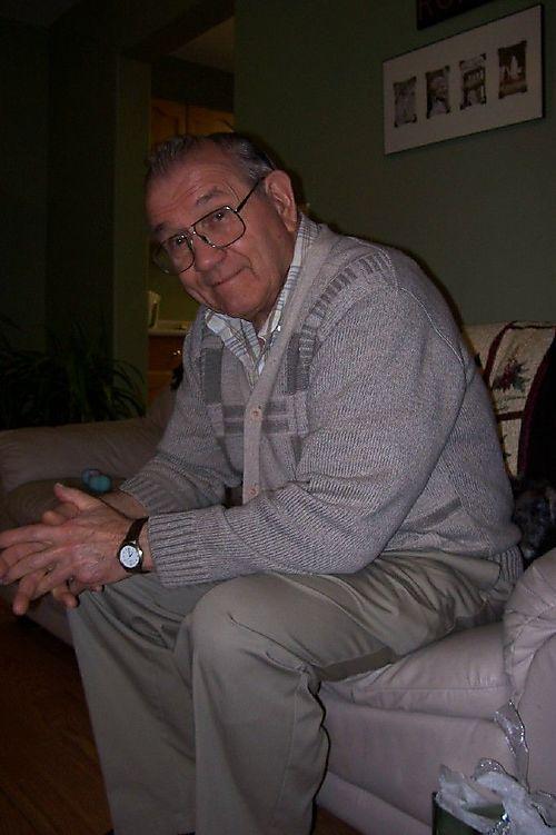 Dad 12-25-2007