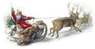 Santa Claus of old