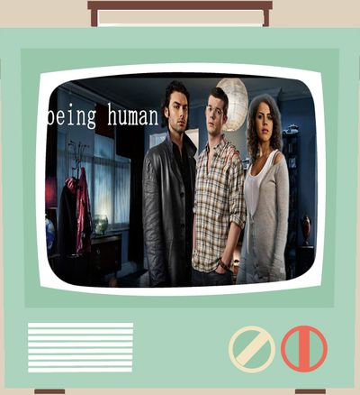 Being Human TV Show copy