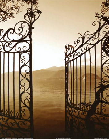 Steven-mitchell-the-opened-gate
