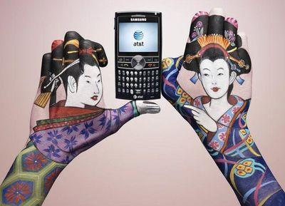 Hand-art-china