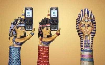 Hand-art-egypt