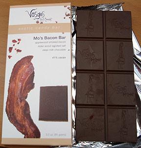 Mo's Bacon Chocolate Bar