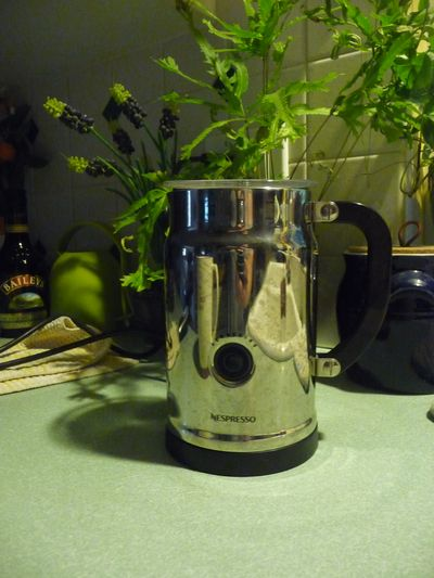 Coffee - frother 018