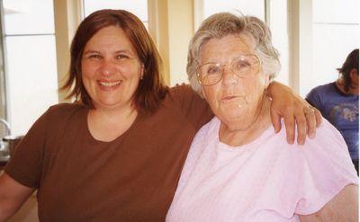July 2003 Mom & ME