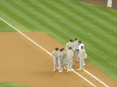 Baseball Game - M's vs. Tigers 018