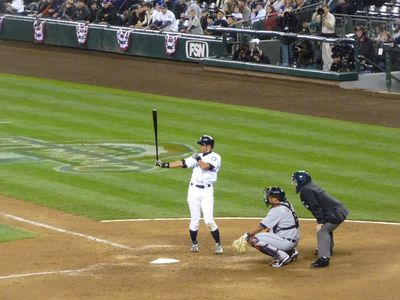 Baseball Game - M's vs. Tigers 059