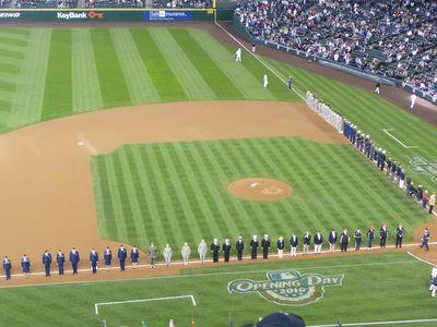 Baseball Game - M's vs. Tigers 003