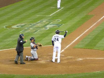 Baseball Game - M's vs. Tigers 029